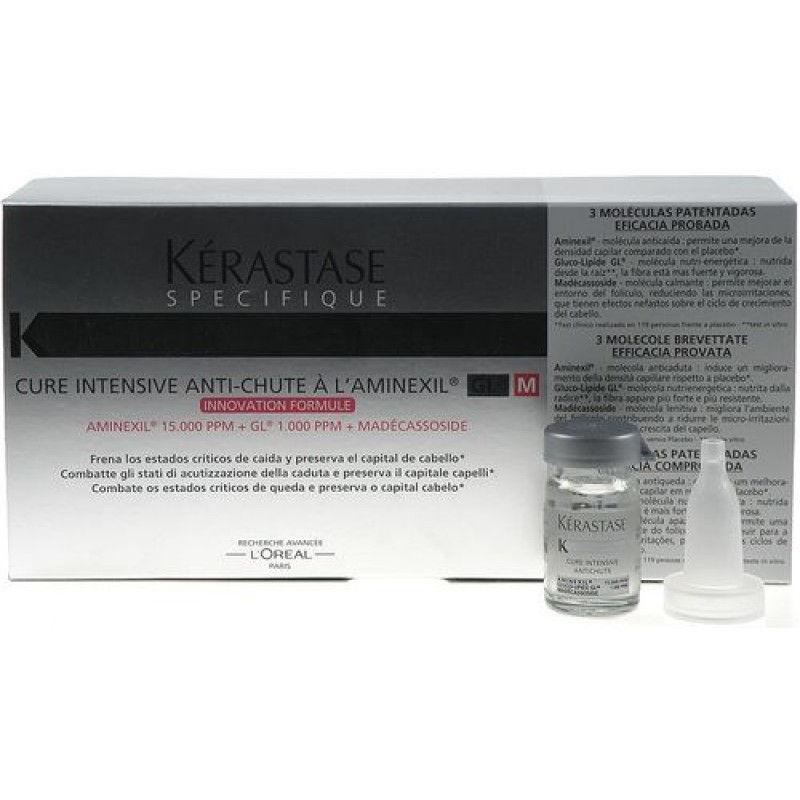 SPECIFIQUE - Interv.Anticaduta a l'Aminexil GL M cap.normali 6 mlx30