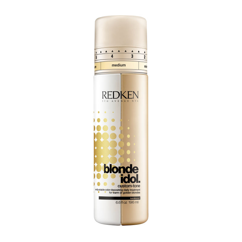 Blonde Idol Custom-Tone Gold 196 ml