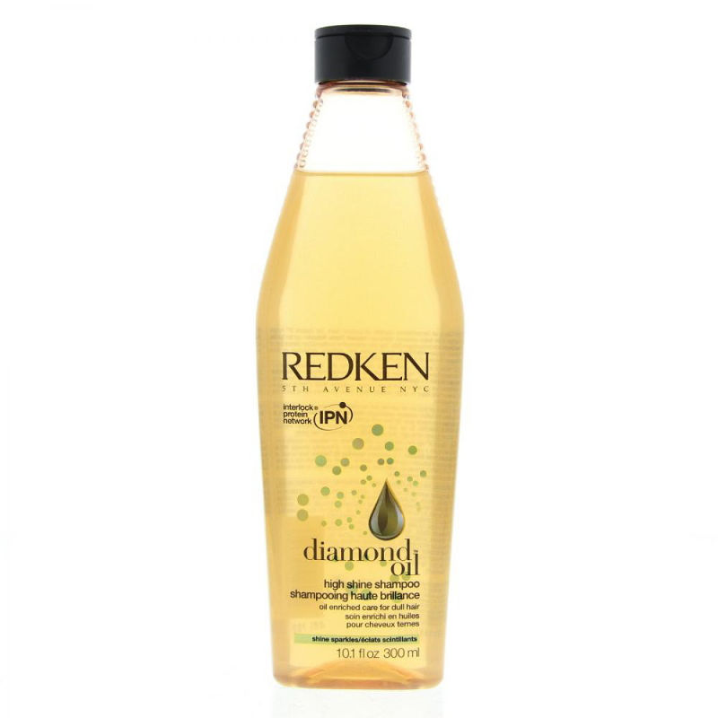 New Diamond Oil High Shine Shampoo 300 ml
