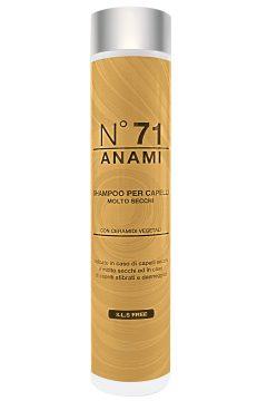 N° 71 ANAMI - SHAMPOO PER CAPELLI MOLTO SECCHI
