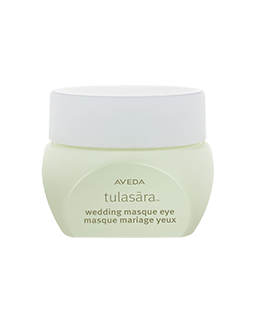 AVEDA tulasāra wedding masque eye
