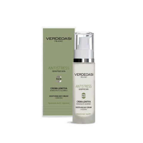 Crema Lenitiva Idratante Giorno verdeoasi VO844-pack
