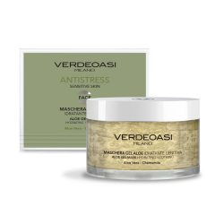 Maschera Gel Aloe Idratante Lenitiva verdeoasi VO843-pack