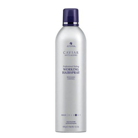Caviar Styling Working Hairspray