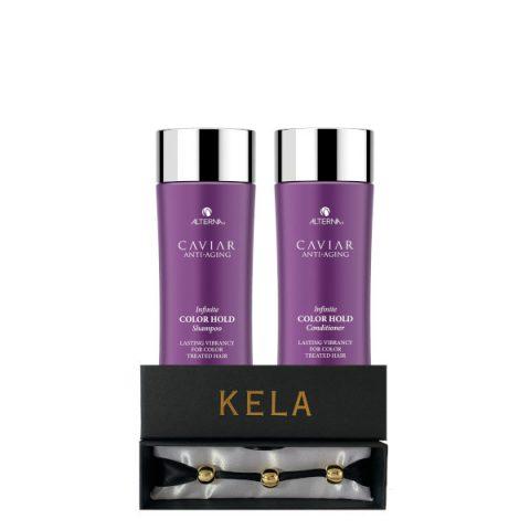 Infinite Color Hold Shampoo + KELA