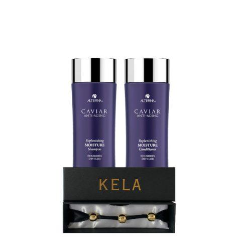 Replenishing Moisture + KELA
